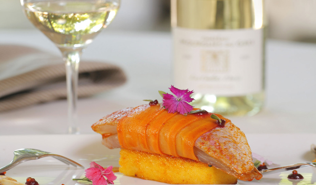 Wine and dine in Alsace