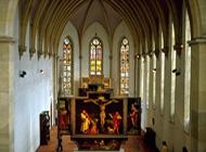 The Issenheim Altarpiece in Colmar