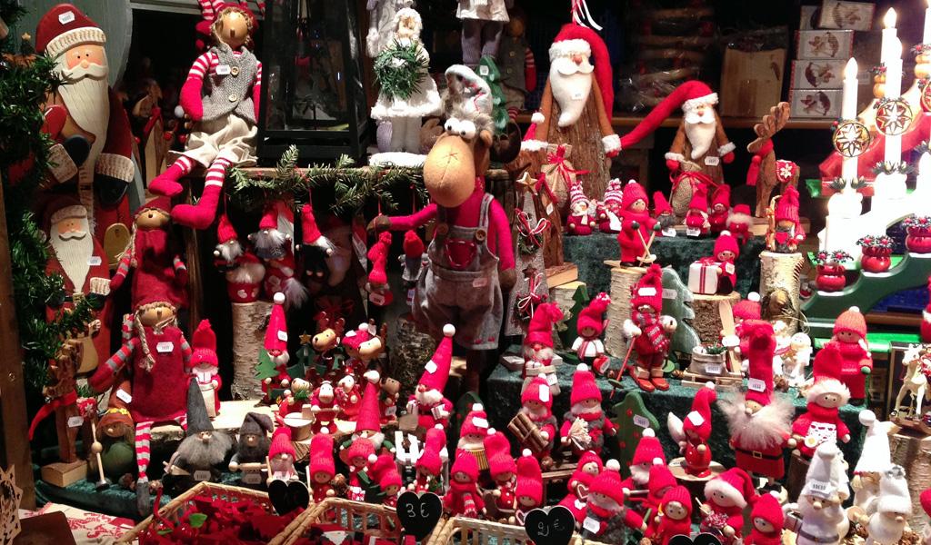Artisanat de Noel en Alsace