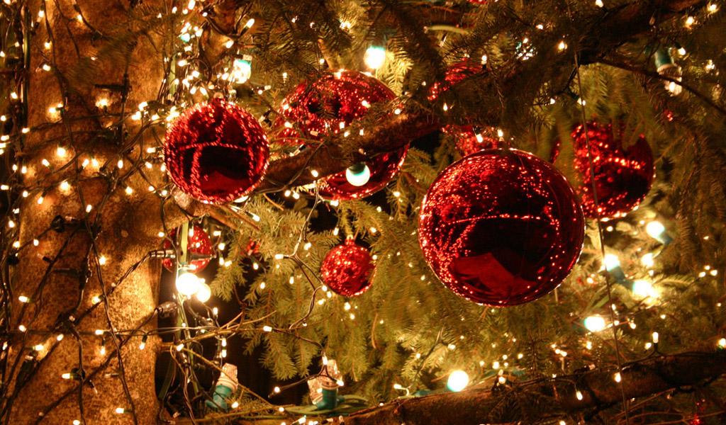 Décorations de Noel à Colmar