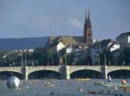 Bâle, Fribourg, Baden-Baden, Europa Park près de l'Alsace