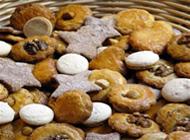 Gâteaux de Noël d'Alsace