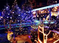 Illuminations de Noël en Alsace