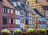 Villes et vilages typiques près de  Colmar